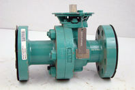 "Forum PBV  Flanged Floating Ball  Valve, 2"", Class 600"