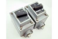 Allen Bradley 4 COND ENTR,2P-SEL SW Series E 600-TCX912