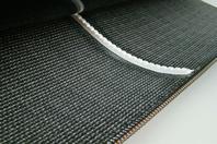 Ammeraal Beltech 16ft Wonder/Hostess Conveyor Belt SS Clipper Lace
