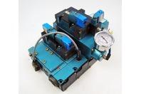 MAC Pneumatic Solenoid 3 Valve Block Bank MM-P2A-231B9