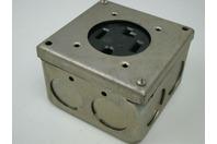 NEMA 30A 14-30 Receptacle Outlet 125/250V