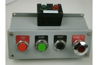 Push Button Assembly with TT Side Label