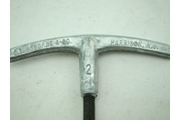 C.S. Osborne & CO. Flexible Packing Puller Hook 10""