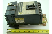 Square D 50A Thermal Magnetic 480V I-Line Circuit-Breaker 50A Series 2