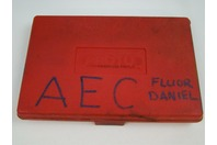 AEC Fluor Daniel Screw & Pipe Extractor Set 9500B