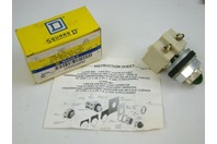 Square D KP1G6 Standard Pilot Light 110/120V 50/60Hz