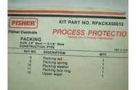 Fisher Process Protection Kit RPACKX00012