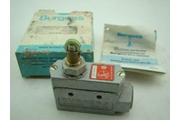 Burgess Microswitch C6CTQRMS | 15A-125-250-480 V.A.C.