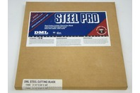 "DML Steel PRO Carbide Tipped Saw Blade no.72806 8-1/4""x40T 5800MAX RPM"