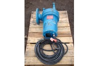 Crane Barnes Sump Pump Effluent High Head Pump 1.9HP 240v 3PH