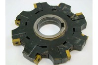 """carbide 5"""" Indexable Carbide Slitting Mill  5"""""""