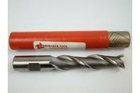 Acculead Flute Endmill 3/4 DIA x 3/4 SHK HSS 144177