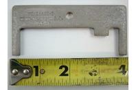 Kent-Moore Reverse Gear Shim Gauge Marine Tool ,90 HP, YB-34468-3