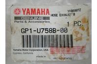 Yamaha Marine Wet Hose Exhaust  Gas, Y100907Z