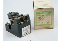 GE General Purpose 10 Amp Relay 300V Max, 24V DC, CR2790E1100H33