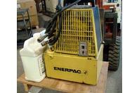 Enerpac 1.5 HP Hydraulic Pump Power Pack 120V, 22A, 60Hz, 1PH, PER-4045