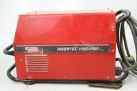 Lincoln Multi-Process Welder , Invertec V350-PRO CC/CV Single or 3 Phase 230v