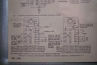 General Electric Electronic Timer 115/230v, 50/60Hz, CR7504-A142