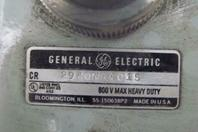 General Electric Heavy Duty Push Button 600V Max, CR294ONA401S
