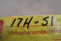 Ohmite 225 Watt Lug Resistor, 50 OHM , D225K50R