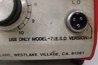 Hot Weezers Power Supply Model 7 ESD Version, M-20