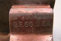 General Electric 200A Fuse Holder 250v  , 101-200A250v