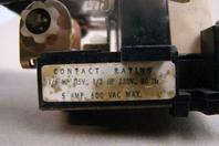 General Electric Relay 1/6 - 1/3 HP, 115/230v, 60Hz, CR120YA