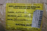 North American Machine Works Discharge Valve Seat , 0011575801