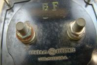 "General Electric 4.5"" Ac Amps Panel Meter, 0-300 , L553LSRX"