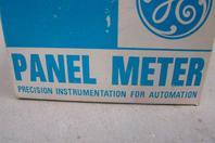 "General Electric 2.5"" Ac Amps Panel Meter, 0-15 , L55"