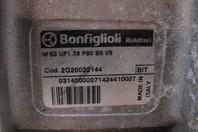Bonfiglioli Gear Reducer , W63UF138P80B5V5