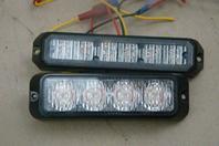 Buyers (2) SAE LED Indicator Light  12-24vDC, W06