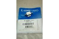 L-com D Sub Connector, Male, 15 Pin , SDH15P