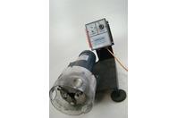 Speedmaster Motor Control DC Motor Index Positioner 3-Jaw Chuck