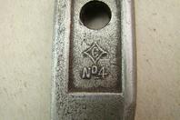 (8) Collis Drill Chuck Extractor Drift Key Wedge Set  , No.1, No.2, No.3, No.4