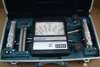 Velometer Alnor Velometer with Case and Attachments , Series 6000 P