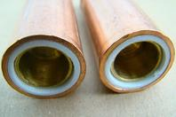 (2) Tweco Mig Gun Replacment Nozzles 1230-1122, 23-62F