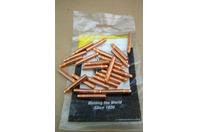 (25) Tweco Welding Contact Tips 14-45/12mm, 11