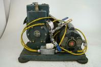 W.M. Welch 1/2 HP Duo Seal Vacuum Pump 115/230v, 1PH, 1725 RPM, 5KC42JG14E