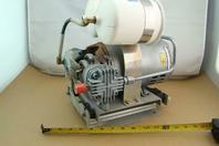 Gast 1/2 HP Air Compressor 1725 RPM, 200v, 3PH, 3LBA-22-M410X