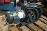 Leybold Heraeus 1.5HP Trivac Vacuum Pump, 208-230/460v, 3PH 398043, D30A
