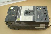 Square D 125A Circuit Breaker 3P 600v Series 2, KA36125