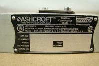 Ashcroft 400 PSI Pressure Switch 11A, 125/250vAC, FPSN7JT25