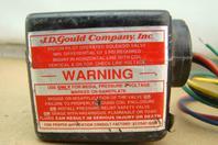 J.D. Gould Dual Voltage Solenoid, 120/240v, 50/60hz