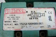 Numatics 6W Solenoid Valve 24vDC, 225-372B