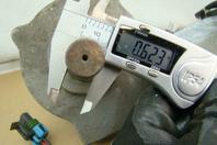Statuce 49:1 Gear Motor 70/80 RPM @ 70 In-Lbs, 5046-033