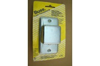"Buss Fuse Receptacle Fits Standard 2-1/4"" Handy Box, BP/SOU"