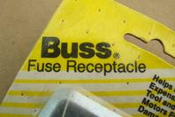 "Buss Fuse Receptacle Fits Standard 2-1/4"" Handy Box, BP/SOU"