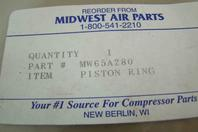 Midwest Air Parts Piston Ring , MW65A280