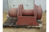 Lantec Industries Hydraulic Planetary Winch LW Series
